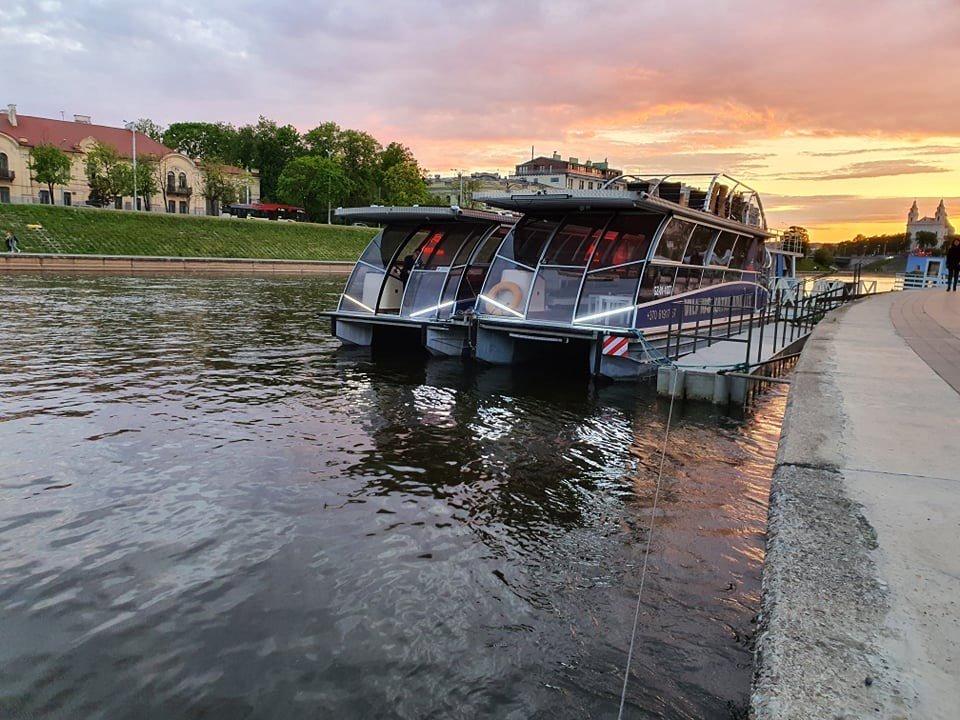 Katamaranai Vilniuje